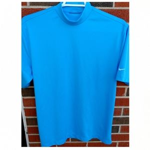 Nike Golf FIT DRY MEN'S LARGE SHORT SLEEVE SHIRT
